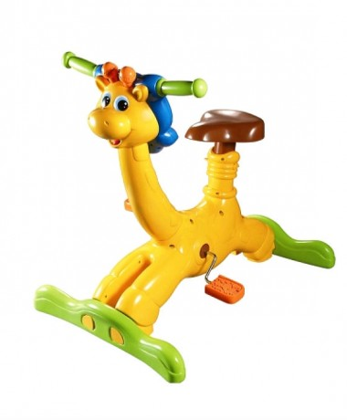 Bounce and Ride Giraffe