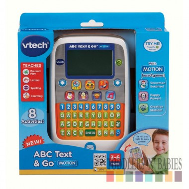 VTech Abc Text & Go Motion