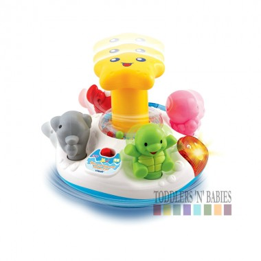 VTech Spin and Discover Ocean Fun -  FREE BATTERIES