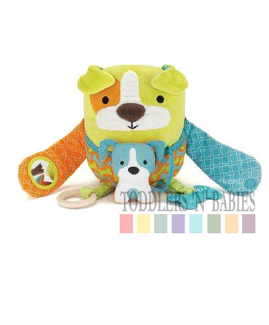 Skip Hop Hug & Hide Activity Toys - Dog