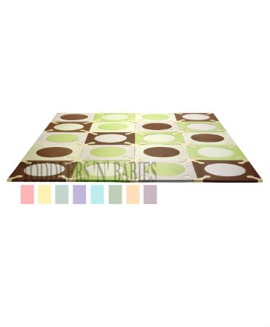 Skip Hop PlaySpot Green & Brown