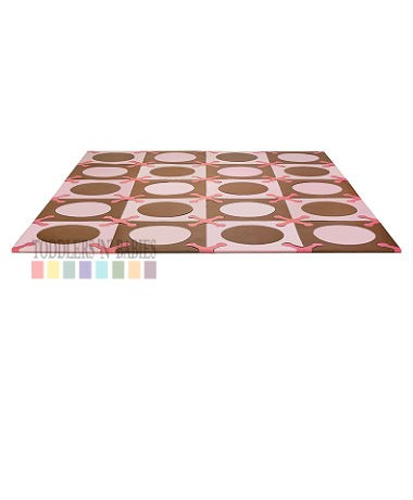 Skip Hop PlaySpot Pink & Brown