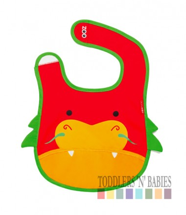 Skip Hop Zoo Bib Dragon